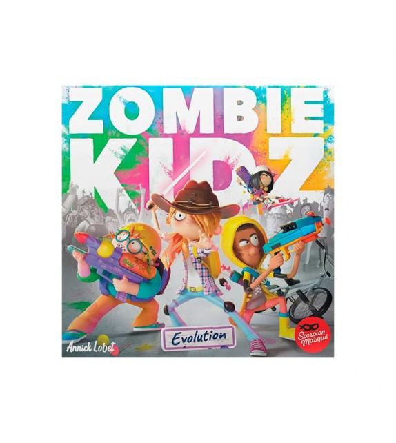 Joguines cooperatives ZOMBIE KIDZ EVOLUTION