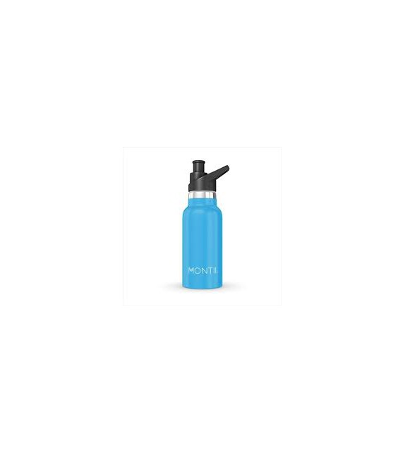 AMPOLLA MINI D'ACER INOXIDABLE GROC 350ml