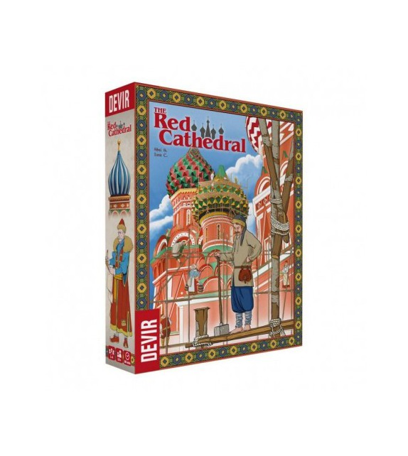 THE RED CATHEDRAL (MULTILINGÜE)