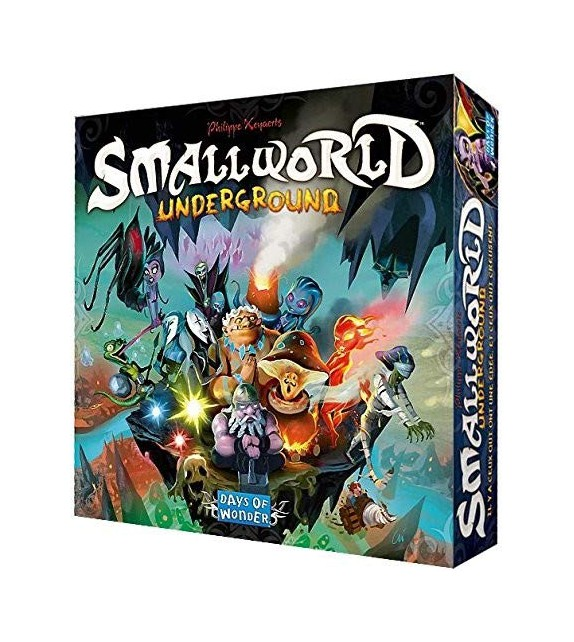 Comprar juegos de mesa online SMALLWORLD DAYS OF WONDER